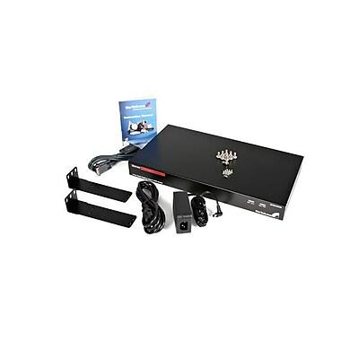 StarTech® 8 Port Rackmount USB PS/2 Digital IP KVM Switch