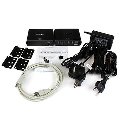 StarTechMD ® Prolongateur à 4 ports USB 2.0 sur Cat5 ou Cat6 - jusqu'à 330 pi (100 m)