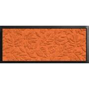 Bungalow Flooring Aqua Shield Fall Day Boot Tray; Orange
