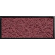 Bungalow Flooring Aqua Shield Fall Day Boot Tray; Bordeaux