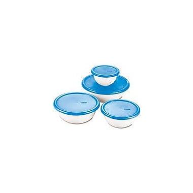 Sterilite 4 Container Food Storage Set