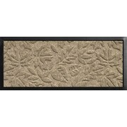 Bungalow Flooring Aqua Shield Fall Day Boot Tray; Camel