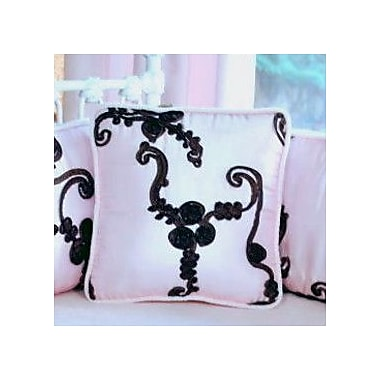 Blueberrie Kids Chambord Cotton Throw Pillow