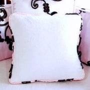 Blueberrie Kids Chambord Cotton Throw Pillow