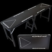 GoPong PRO 8' Premium Beer Pong Table for Bars