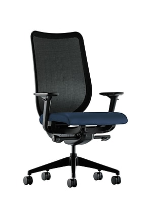 HON® Nucleus® Knit Mesh Back Office/Computer Chair, Ocean