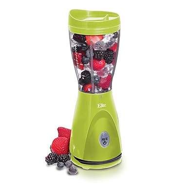 Elite by Maxi-Matic Cuisine 14 oz. Personal Drink Blender; Green