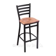 Holland Bar Stool Jackie 25'' Bar Stool; Medium Maple