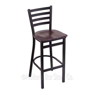 Holland Bar Stool Jackie 30'' Bar Stool; Dark Cherry Maple