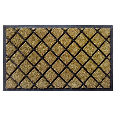 Nedia Home SuperScraper Lattice Doormat