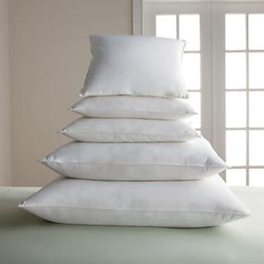 India's Heritage Cotton Pillow Insert; 17'' H x 25'' W x 3'' D