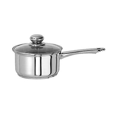 Gourmet Chef Saucepan w/ Lid; 1 Quarts