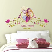 Room Mates Popular Characters Frozen Spring Time Custom Wall Decal