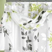 Popular Bath Products Mayan Leaf Shower Curtain