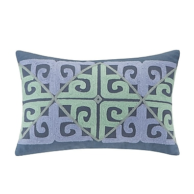 echo design Kamala Cotton Lumbar Pillow