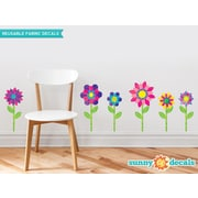 Sunny Decals Flower Wall Decal