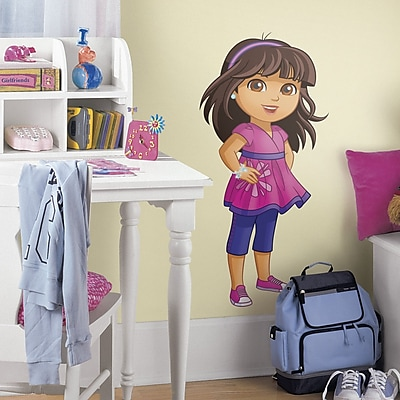 Room Mates Popular Characters Dora and Friends Wall Decal WYF078277421818