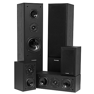 Fluance Av Avhtb 5.0 Surround Sound Home Theater