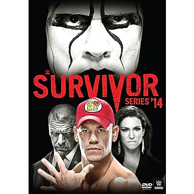 WWE 2014 : Survivor Series (DVD)
