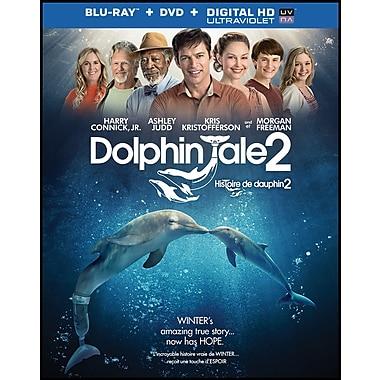 Histoire de dauphin 2 (Blu-ray/DVD)