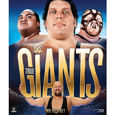 WWE 2014 Presents: True Giants (Blu-ray)