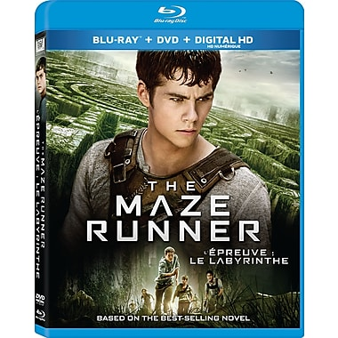 The Maze Runner (Blu-ray/DVD)