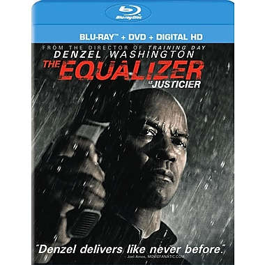 The Equalizer (Blu-ray/DVD)