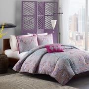 Mi-Zone Keisha Comforter Set; Full / Queen
