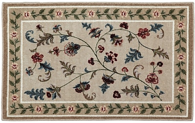 Brumlow Mills Farrah Toffee Area Rug; Rectangle 3'3'' x 5'4''