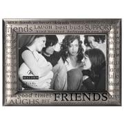 Malden 4'' x 6'' Friends Modern Words Picture Frame