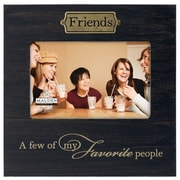 Malden 4'' x 6'' Friends Weathered Picture Frame