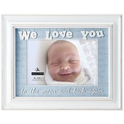 Malden 4'' x 6'' We Love You Matted Picture Frame