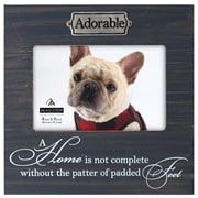 Malden 4'' x 6'' Adorable Weathered Picture Frame