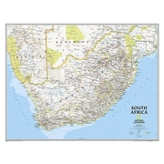 National Geographic Maps South Africa Classic Map