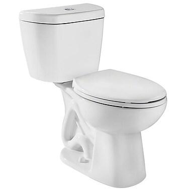 Niagara Stealth 0.8 GPF Elongated Two-Piece Toilet