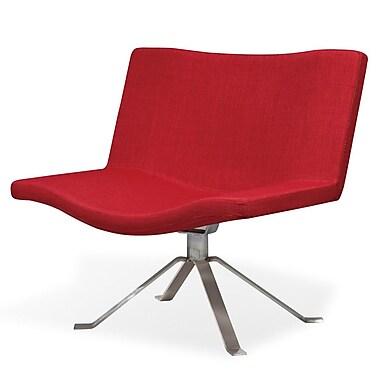 Ceets Vivian Lounge Chair; Cherry
