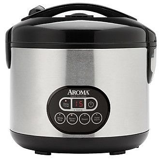 Aroma 12-Cup Rice Cooker WYF078277404326