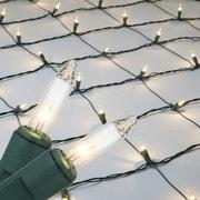 Kringle Traditions Mini Net Light; Clear
