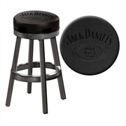 Jack Daniel's Lifestyle Products Jack Daniel's 30.25'' Swivel Bar Stool