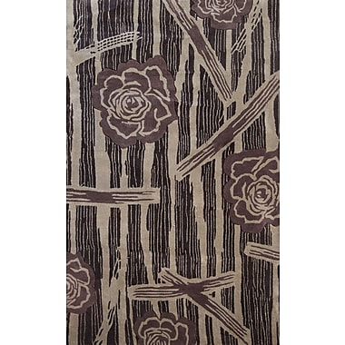 Dynamic Rugs Symphony Floral Forest Area Rug; 5' x 8'