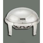 Winco Madison 7-Quart Oval Chafer