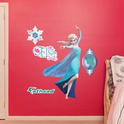 Fathead Junior Disney Frozen Elsa Wall Decal