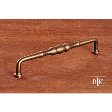 Rk International PH Series 12'' Center Appliance Pull; Antique English