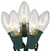 Kringle Traditions 25 Light String Lighting; Clear