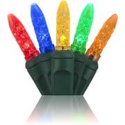 Kringle Traditions M5 Mini Ice LED Christmas Light; Multi