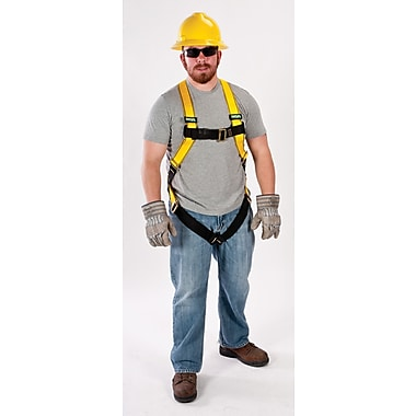 MINE SAFETY APPLIANCES CO. (MSA) Polyester Full Body Style Harness