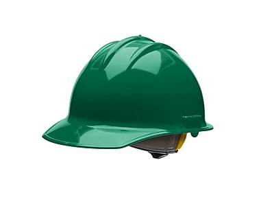 BULLARD HDPE Classic Hard Hat With Ratchet Suspension