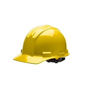 BULLARD Plastic Hard Hat With Pinlock Suspension Standard