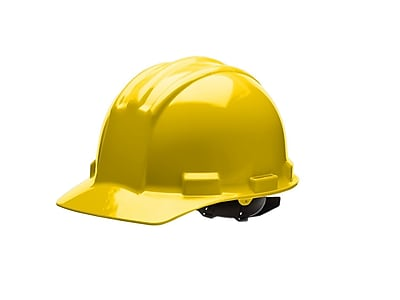 BULLARD Plastic Hard Hat With Pinlock Suspension Standard
