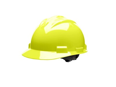 BULLARD Plastic Hard Hat Ratchet Standard